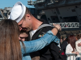 a sailor's homecoming