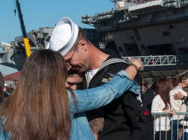 sailor homecoming