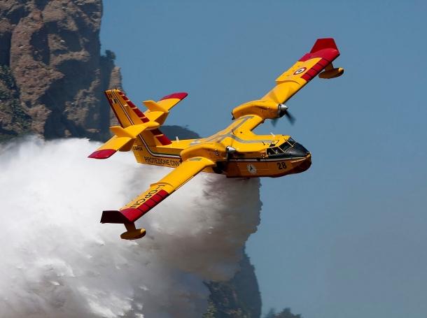 415 Superscooper aircraft