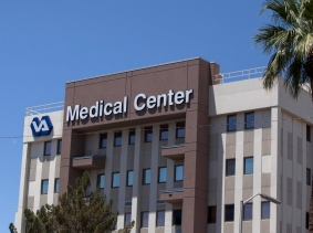 The Carl T. Hayden VA Medical Center in Phoenix, Arizona June 11, 2014