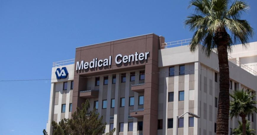 The Carl T. Hayden VA Medical Center in Phoenix, Arizona June 11, 2014