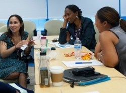 The Pardee RAND Graduate School held its second summer faculty workshop in Santa Monica, Calif. in July 2014