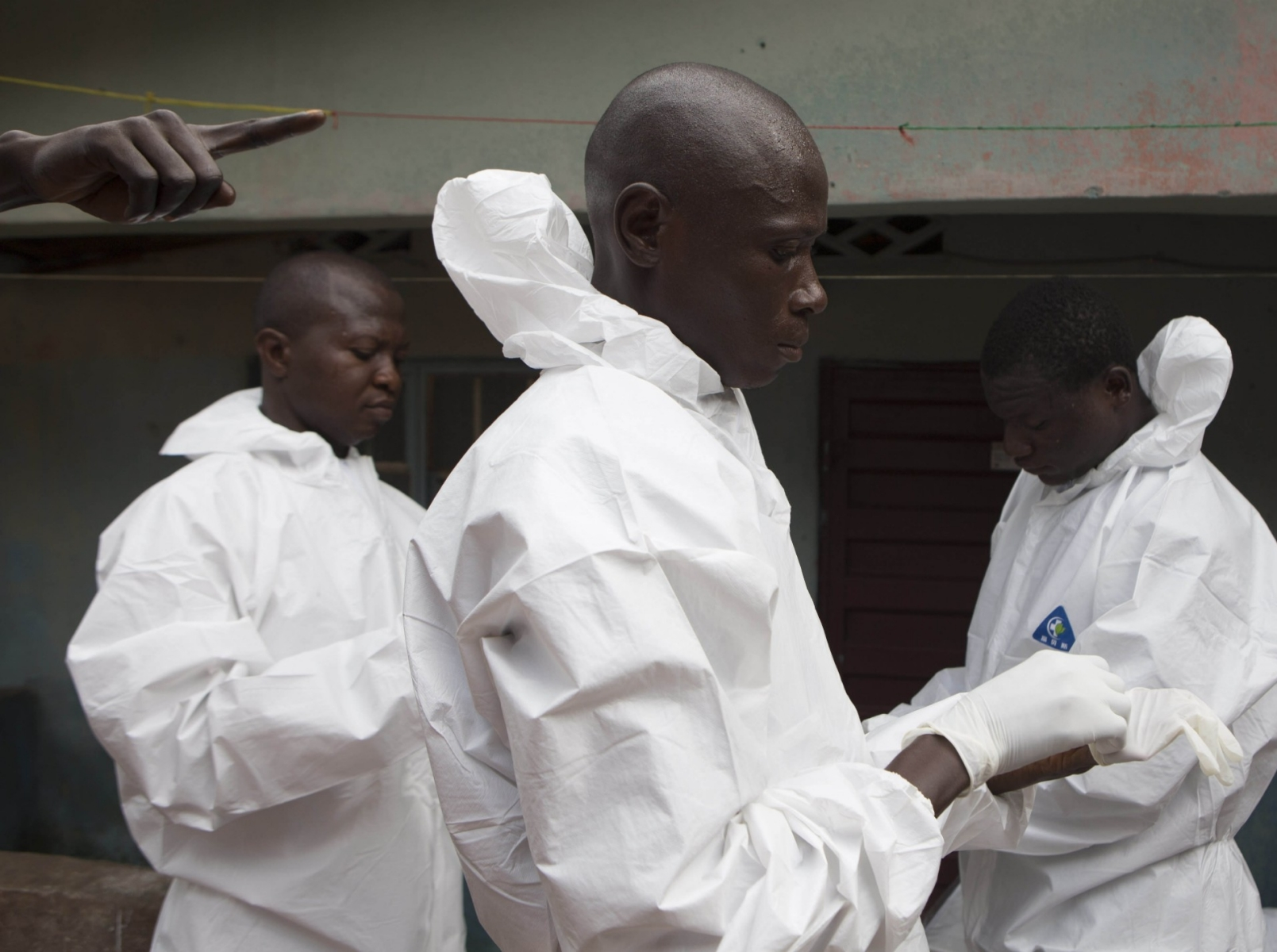 Ebola Outbreak Putting The Public Back In Public Health