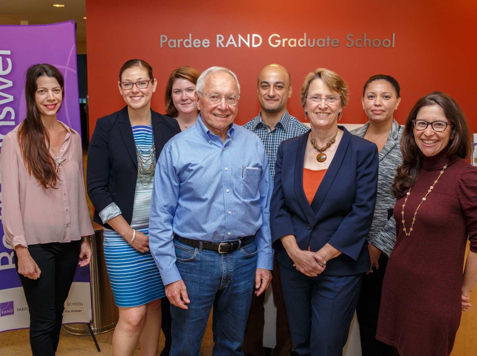 Pardee Rand Graduate School Receives 1 Million Gift