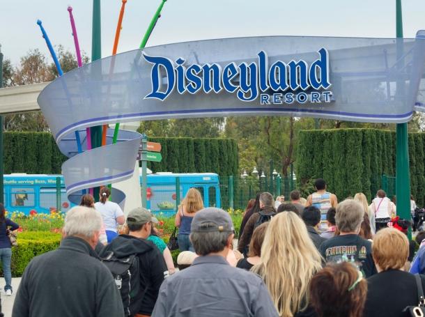Disneyland Resort in Anaheim, California