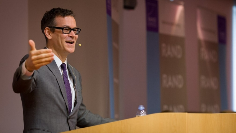 Colin Kahl, national security advisor to the U.S. vice president, delivers opening keynote at RAND conference on Iran