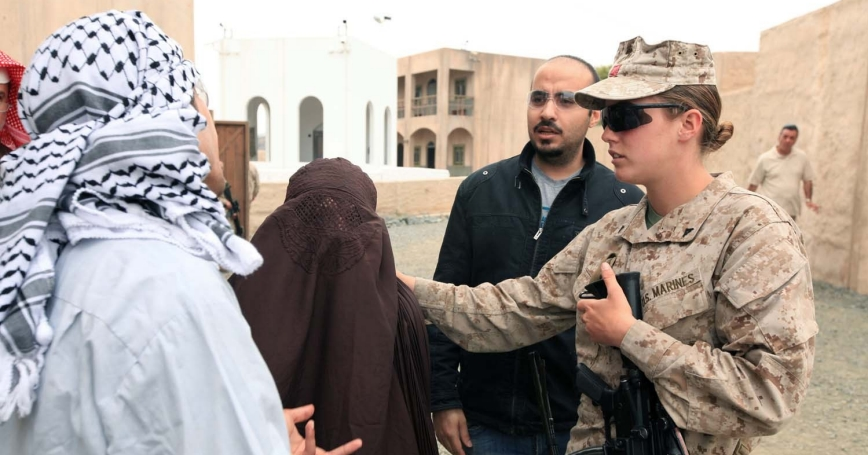 women in special security forces what the us can learn from the afghans