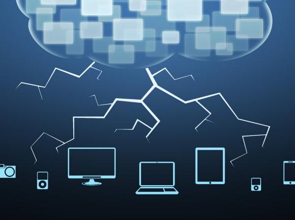Cloud computing and lightning
