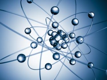 A model of an atom