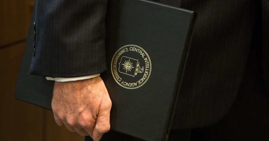At a public event at the LBJ Presidential Library, the CIA released over 2,500 previously classified President's Daily Briefs from the Kennedy and Johnson administrations, September 16, 2015