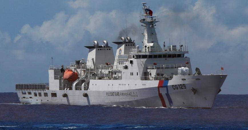 history and current developments regarding taiwan s coast guard