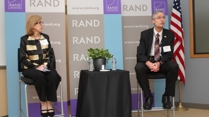 Conversation at RAND on North Korea with Bruce Bennett and discussion moderated by Laura Baldwin, June 1, 2017