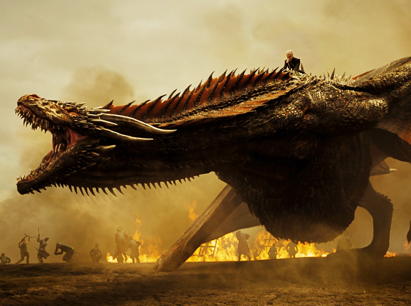 Game Of Thrones Dragons Nuclear Weapons And Winning