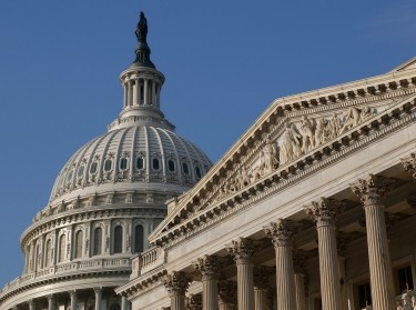 A view of the U.S. Capitol Dome in Washington, October 4, 2013