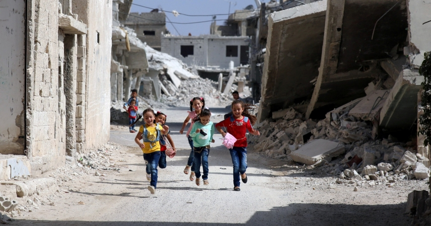 How To Help Syrians Without Helping Assad Rand
