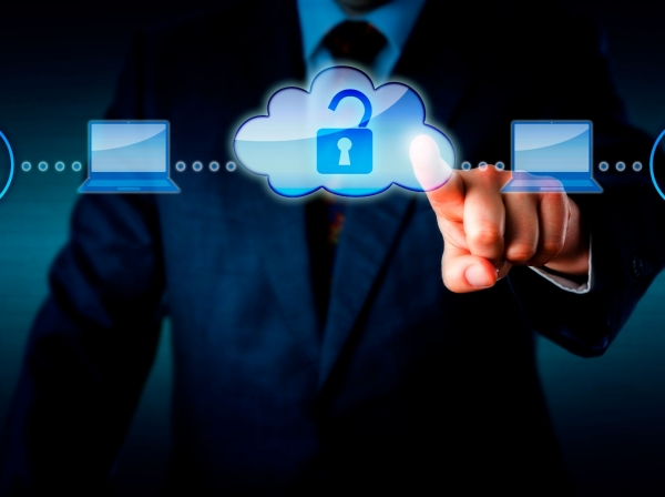 Data sharing and privacy concept