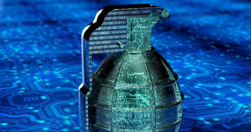 Cyber grenade