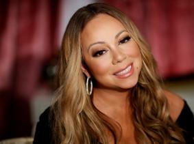 Recording artist Mariah Carey poses for a portrait in Los Angeles, California, U.S., November 18, 2016