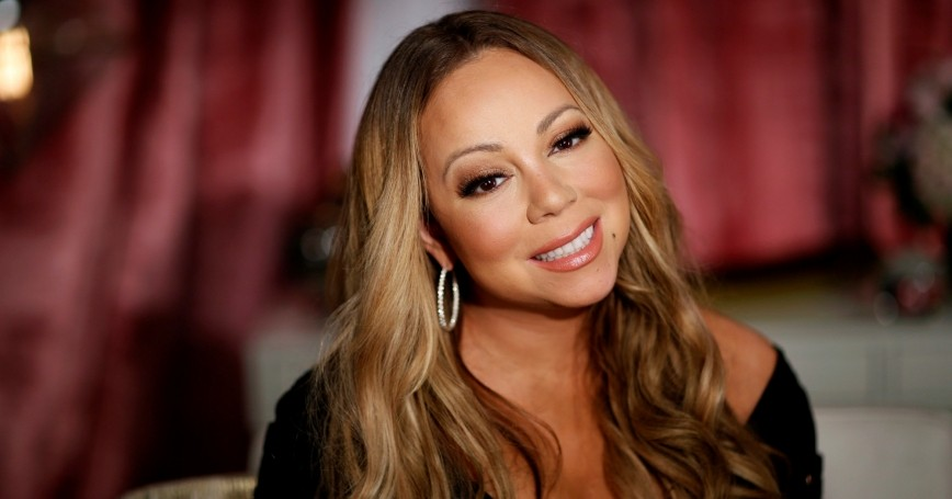 Recording artist Mariah Carey poses for a portrait in Los Angeles, California, U.S., November 18, 2016