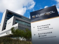 The Europol headquarters in The Hague, Netherlands, September 12, 2013