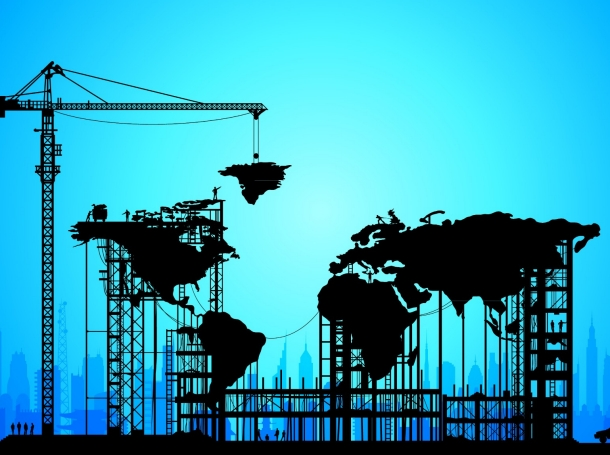 Constructing a new world