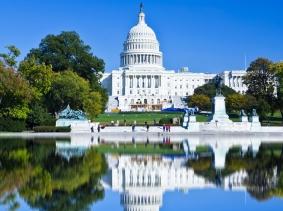 View of the U.S. Capitol Building, photo by SurangaWeeratunga/AdobeStock