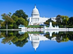 View of the U.S. Capitol Building, photo by SurangaWeeratunga/AdobeStock