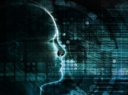 Artificial intelligence concept with face, photo by kentoh/Getty Images