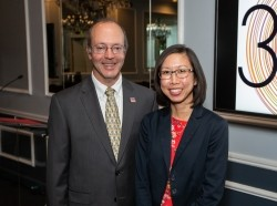 Bradley Stein and Karen Chan Osilla, photo by Craig Sherod Photography