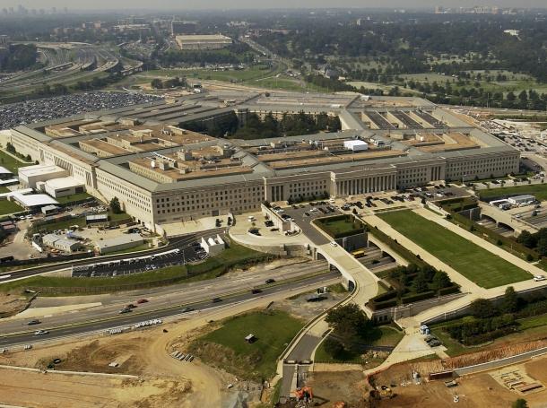 The Pentago, in Arlington, VA, photo by Stocktrek Images/Getty Images