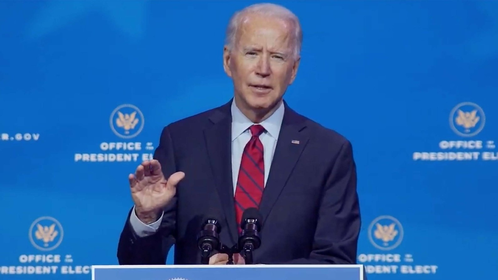 President-elect Biden announces his key health team nominees and appointees in Wilmington, DE, December 8, 2020, photo by CNP/InStar/Cover Images/Reuters