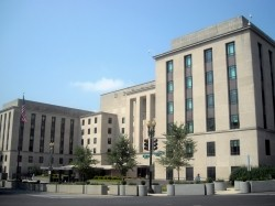 The Harry S. Truman Building, headquarters of the U.S. Department of State, in Washington, D.C., photo by AgnosticPreachersKid / CC BY-SA 3.0