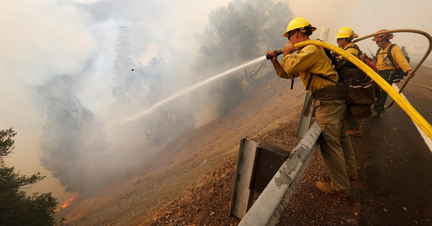 Climate Change Is Only One Driver of Explosive Wildfire Season—Don't Forget Land Management