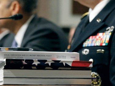 Sexual Orientation and US Military Personnel Policy