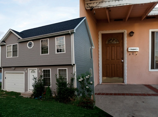 Houses that Faisal Shahzad and Sinh Vinh Ngo Nguyen lived in before they please guilty to terrorism charges.