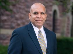 Grinnell College president Raynard Kington