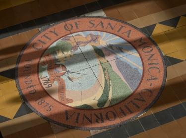 City of Santa Monica seal