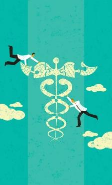 Caduceus and doctors