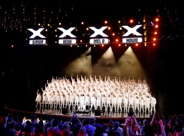 The Angel City Chorale on America's Got Talent, August 14, 2018