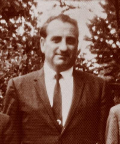Tepring Piquado's grandfather Geo Piquado, photo courtesy of Tepring Piquado
