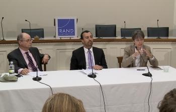 Iran panel briefing with James Dobbins, Ali Nader, and Lynn Davis on June 7, 2012