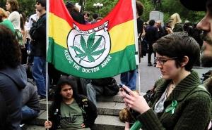 Legalize Pot Rally Union Square 2012, photo courtesy of David Shankbone/flickr.com