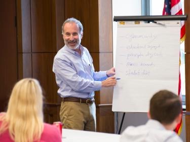 Jeffrey Wasserman at the 2015 RAND Public Policy Workshop