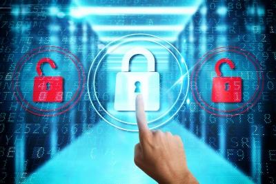Illustration of information security