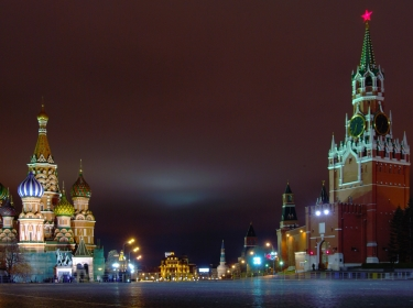 Red Square in Moscow, Russia, photo by mnn/Adobe Stock