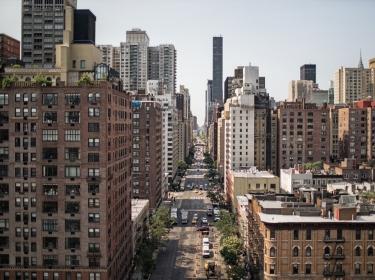 Midtown Manhatten, New York City,