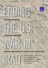 book cover: Ending the U.S. War in Iraq
