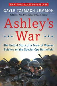 Book cover of Ashley's War by Gayle Tzemach Lemmon