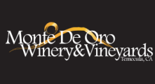 Monte De Oro Winery and Vineyards logo