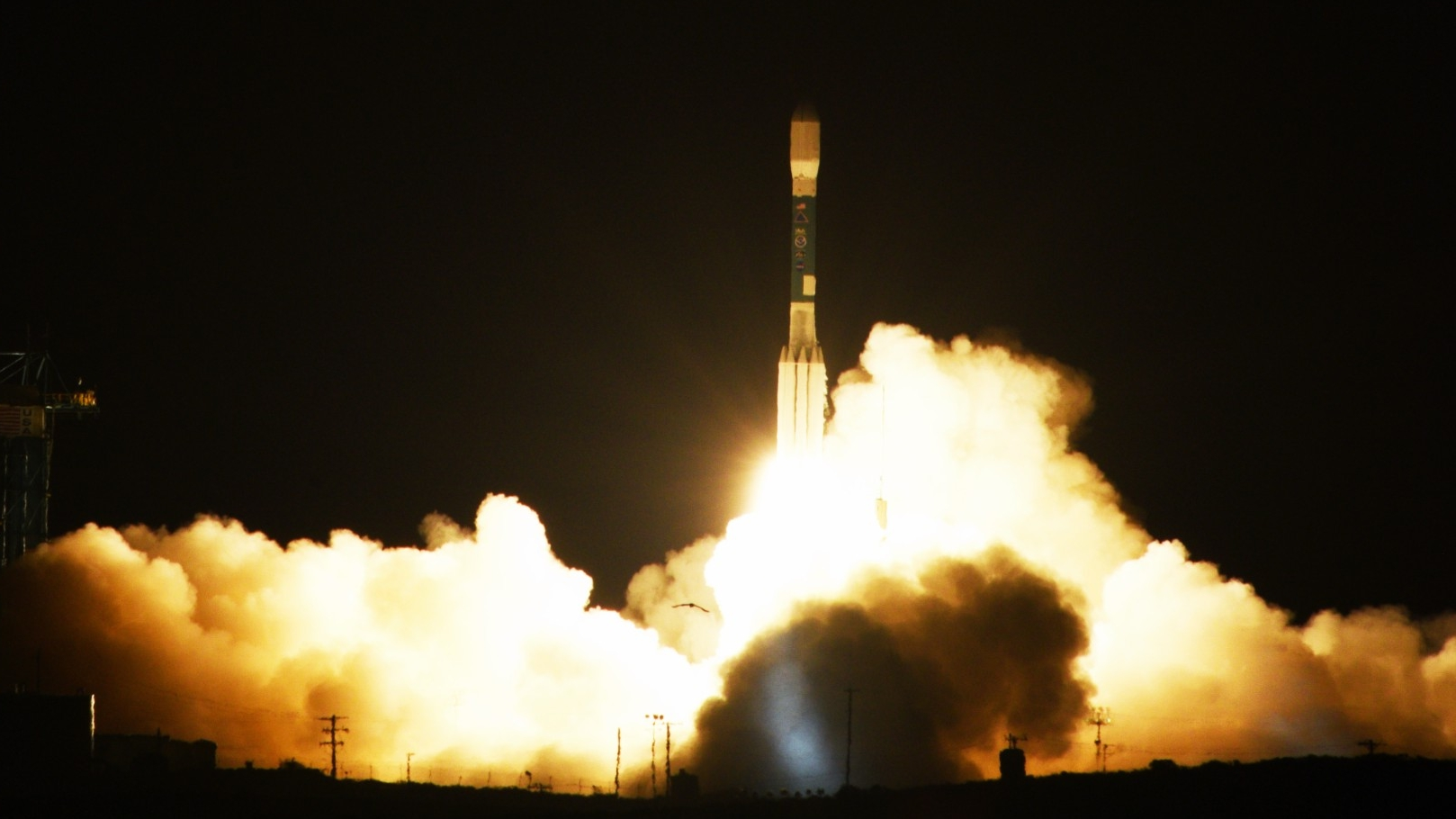 A United Launch Alliance Delta II rocket carrying a NASA/National Oceanic and Atmospheric Administration satellite was successfully launched from Vandenberg Air Force Base